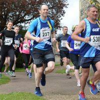 GCR runners at Kimpton Fun Run