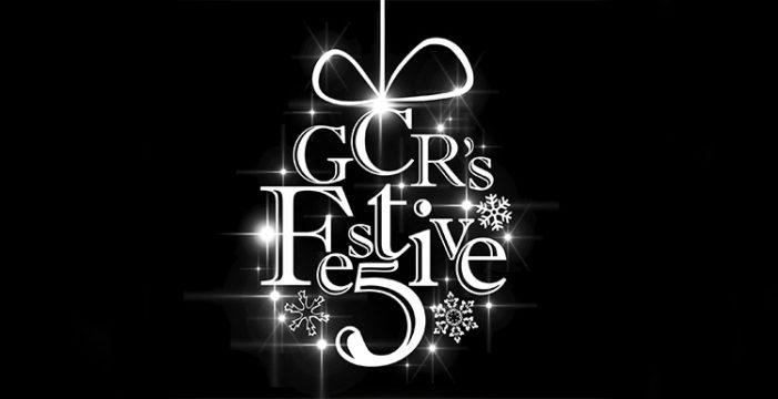 Festive 5 logo